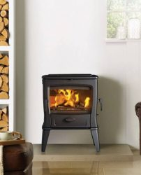 Dovre Tai 45 with side door lifestyle