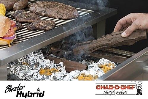 Chad-O-Chef Sizzler Hybrid