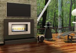 Chad-O-Chef Classic Fireplace (VFP-800)