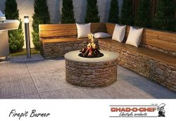 Chad-O-Chef Outdoor Fire Pit Burner