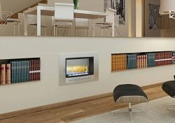 Chad-O-Chef Picture Fireplace (VFP-700)