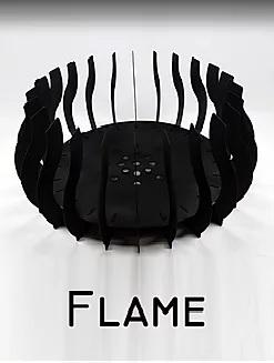 Chad-O-Chef FireBlade (Wood Burning)