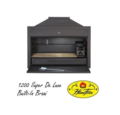 Model 1200 Super De Luxe