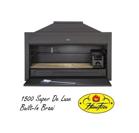 Model 1500 Super De Luxe