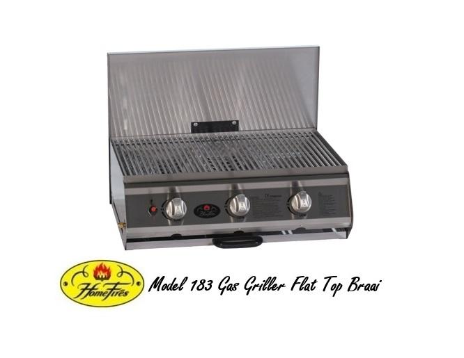 Model 183 Gas Griller