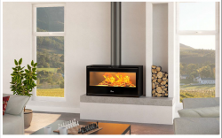 Lacunza Silver 1000 S/Sided Freestanding